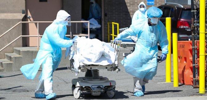 Dünyada koronavirüs kaynaklı vakalar ve ölümler artıyor