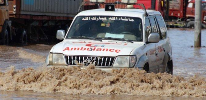 Yemen'de sel felaketi:17 kişi hayatını kaybetti