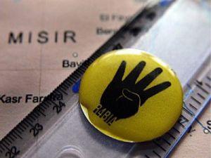Cunta, 'Rabia işaretli cetvel' için gözaltına aldırdı
