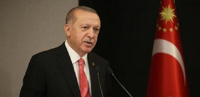 Cumhurbaşkanı Erdoğan'dan Lübnan'daki patlamaya ilişkin  açıklama