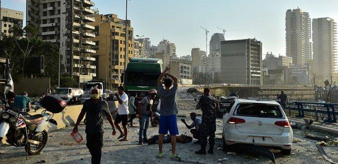 Katar, Irak ve Ürdün Lübnan'a 4 sahra hastanesi gönderdi
