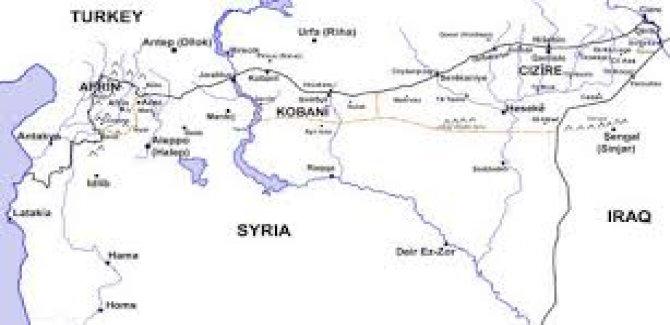 'DSG, isyanı bastırmak amacıyla kentleri kuşattı'