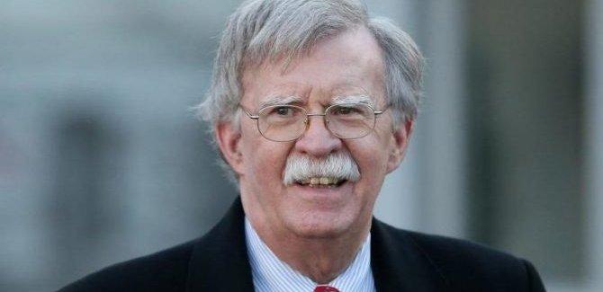 Bolton: Erdoğan'ın Trump'ı nasıl ikna etmeyi başardığını ben de anlayamıyorum