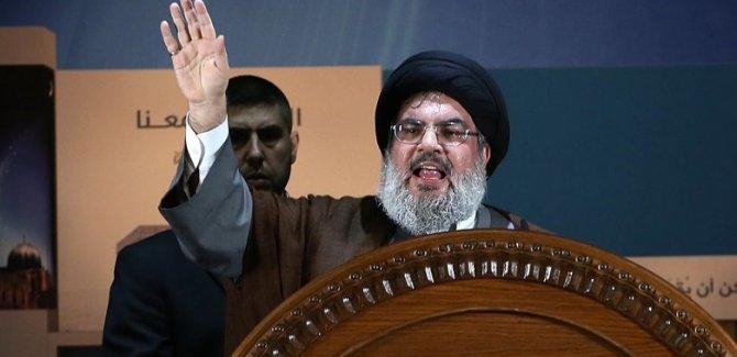 Nasrallah, Beyrut'taki patlamanın ardından ilk kez konuştu