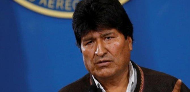 """Morales: """"Yeni Bir Darbe Planlanıyor'"""