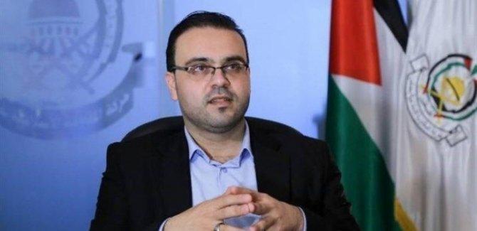 HAMAS: Siyonist İsrail'in Gazze Şeridi'ni Bombalaması Düşmanca Bir Tavırdır