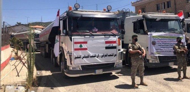 Irak'tan Lübnan'a Sitem