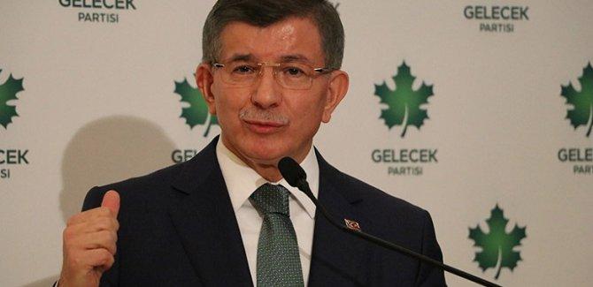 Davutoğlu: Kürt meselesini çözümsüzlüğe mahkum ettiler
