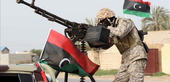 3 ülke Libya yaptırımları için düğmeye bastı