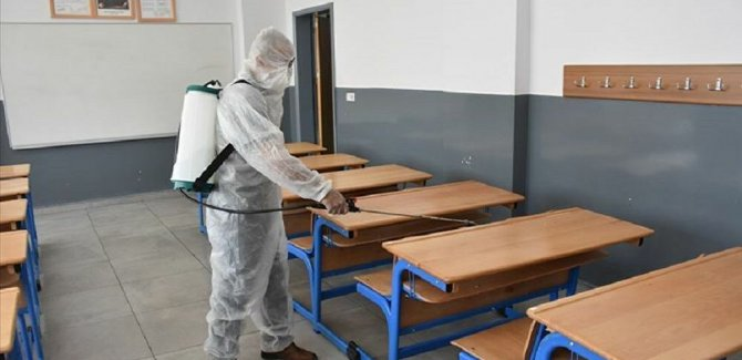 Sarıkaya: Okullar için yeni açılış modeli belli oldu