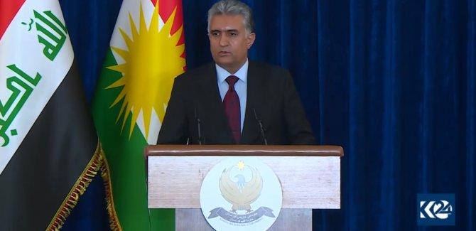 IKBY'den Türkiye ve PKK'ye çağrı