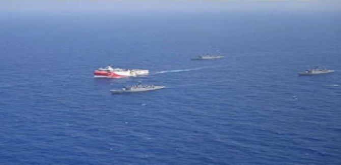 Korsan Rejim: Yunanistan'ın yanındayız