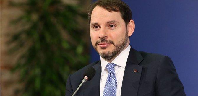 Albayrak: Kur iner çıkar, Türkiye'nin altyapısı güçlü