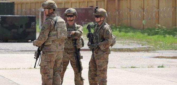ABD, Irak ve Suriye'deki asker sayısını azaltıyor