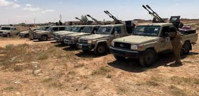 ABD: Trump ile Erdoğan, Libya'da askerden arındırılmış bölgeyi görüştü