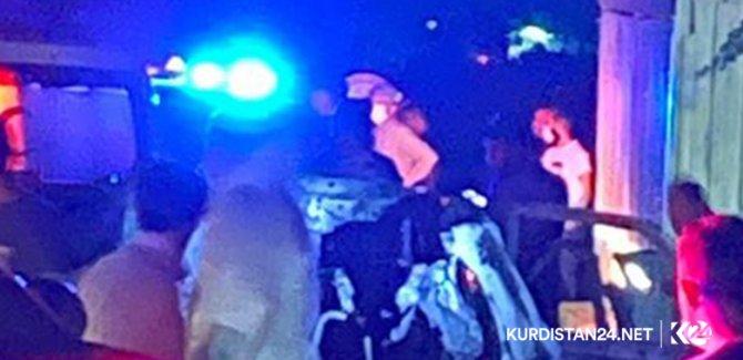 TSK'ya ait hava aracı Zawite'de bir aracı vurdu: 4 ölü