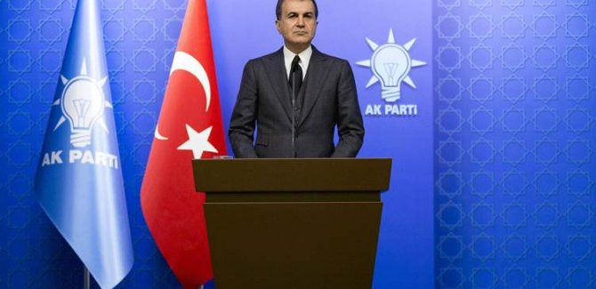 AK Parti'den İsrail-BAE anlaşmasına tepki
