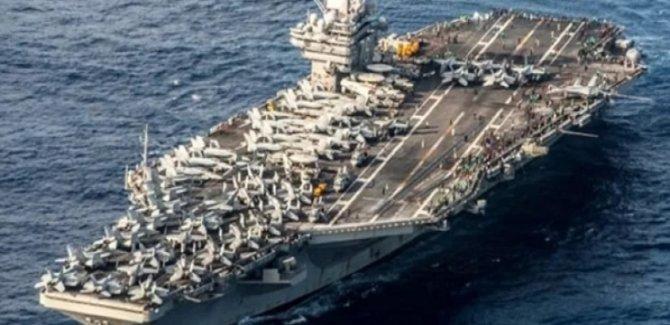ABD, Yunanistan'a Dev Deniz Üssü Yolluyor