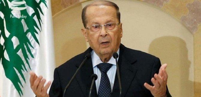 Lübnan Cumhurbaşkanı: Beyrut'taki patlamanın Hizbullah ile alakası yok