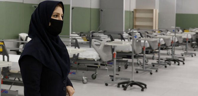 İran'da Covid-19 nedeniyle can kaybı 20 bine dayandı