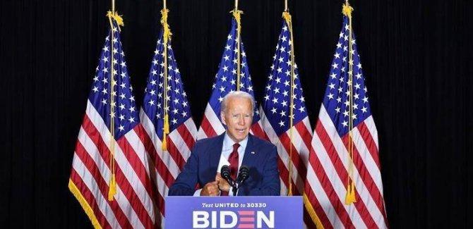 Biden'in başkanlık adaylığı resmileşti