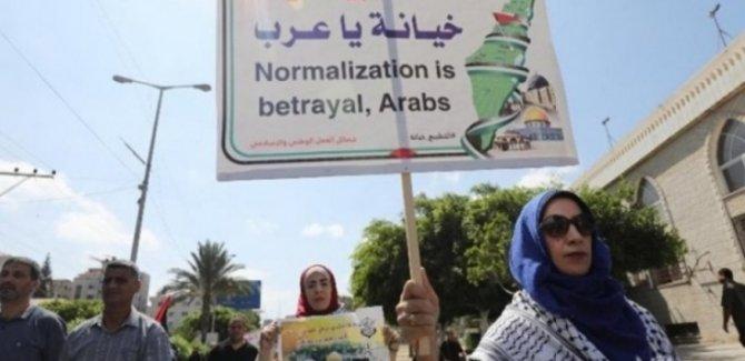 Gazze Halkı Sokaklara Döküldü