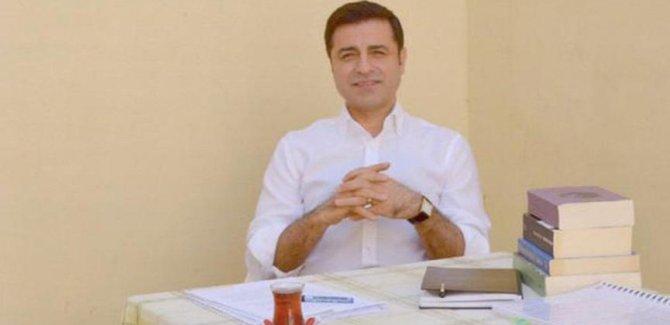 Selahattin Demirtaş'tan muhalefete 9 maddelik ittifak çağrısı!