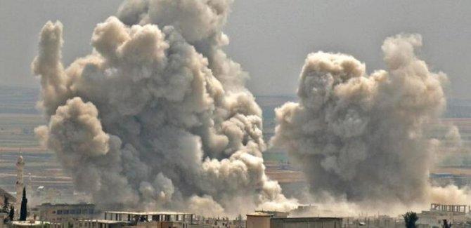 Suriye'de Rus askerlerine roketli saldırı