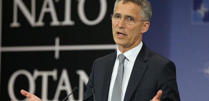 NATO:Doğu Akdeniz'deki durumu çözmenin bir yolunu bulmalıyız