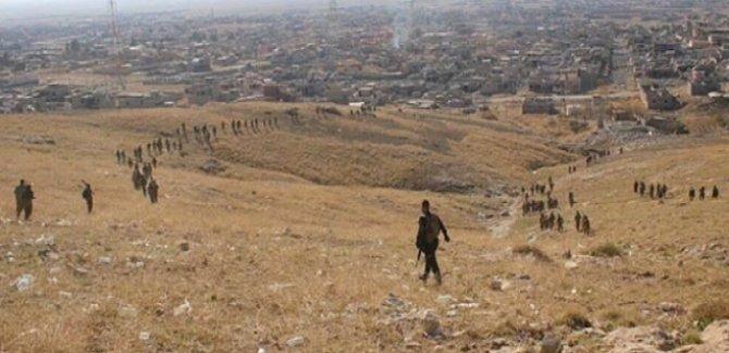 ABD'den PKK'nin Şengal'deki varlığı hakkında öneri