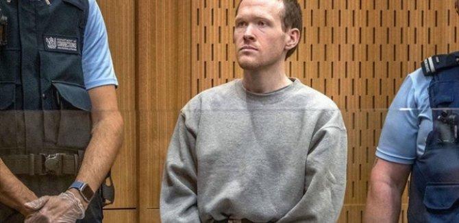 Yeni Zelanda'da camilere saldıran teröriste ömür boyu hapis cezası