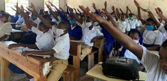UNICEF: 463 milyon çocuk eğitimden mahrum kaldı