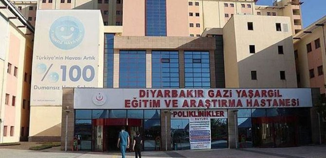 Diyarbakır Tabip Odası: Bugün 15 kişi Covid-19 nedeniyle öldü