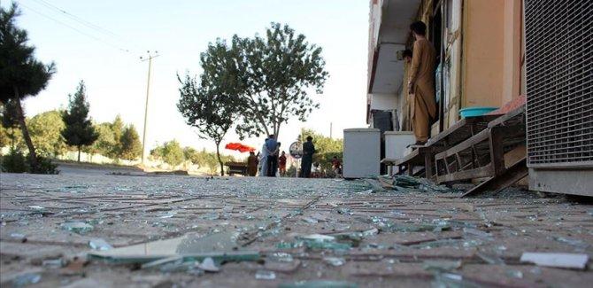 Afganistan'da art arda iki bombalı saldırı: 13 ölü