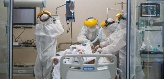 'Yoğun bakımlar dolu, doktorlar hasta seçmek zorunda kalıyor'