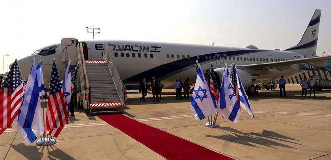 BAE'ye giden İsrail heyeti Abu Dabi'de ayin düzenledi