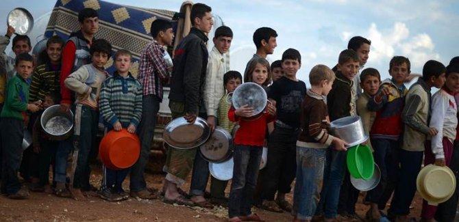 WFP: 2,2 milyon Suriyeli daha açlık riskiyle karşı karşıya