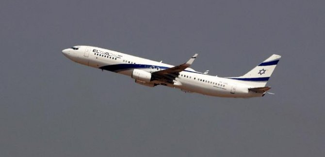 Riyad hava sahasını BAE-İsrail uçuşlarına açtı