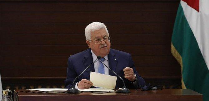 Abbas: Sözde Yüzyılın Anlaşması'nın olduğu masaya oturmayacağım