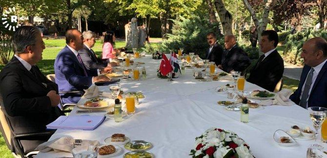 Başkan Neçirvan Barzani Ankara'da