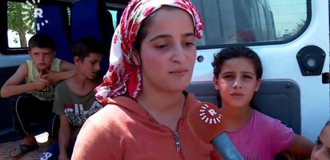 İşçiler: Balta ve dehreyle bize saldırdılar