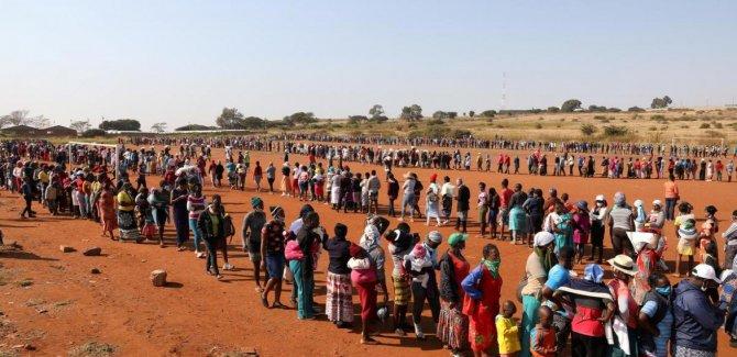 AB Afrika'da açlığı körüklüyor/Muhammed Magassy