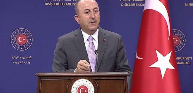 Çavuşoğlu: PKK Erbil yönetimini ele geçirmek istiyor