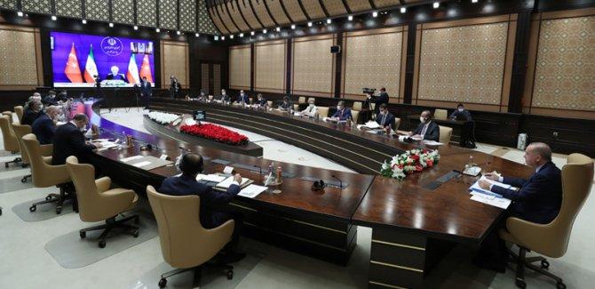 Türkiye-İran Yüksek Düzeyli İşbirliği Konseyi ortak bildiri yayınlandı