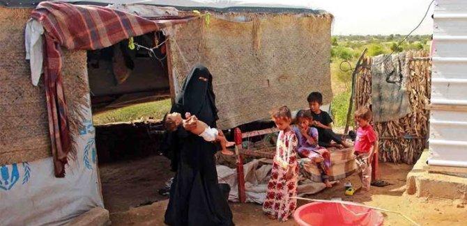 Yemen'de 3400 çocuk öldü