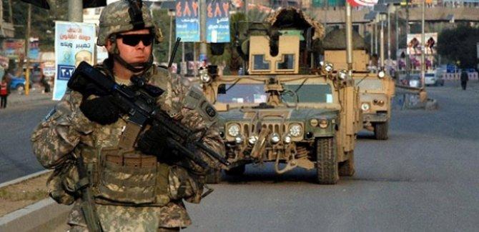 ABD Irak'taki asker sayısını azaltma kararı aldı