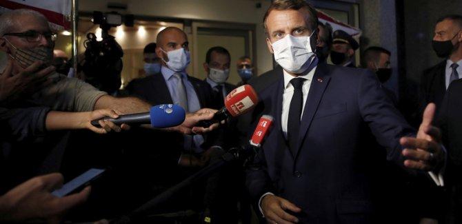 Macron: Biz Avrupalılar olarak Erdoğan'ın Türkiyesi'ne karşı güçlü olmalıyız