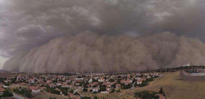 Türkiye'de toz taşınımı hafta boyunca devam edecek