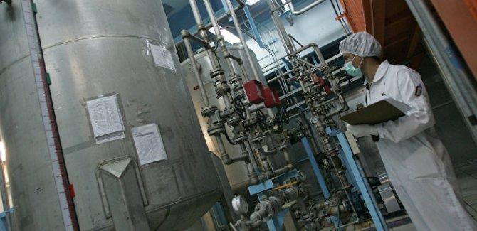 İran, uranyum zenginleştirme ve saklama kapasitesini artırdığını duyurdu