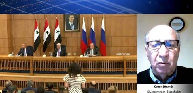 Moskova ile Şam arasında 'Kürt' çatlağı
